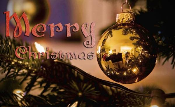 Поздравление на рождество на английском